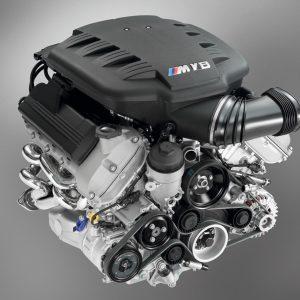 BMW-M3-S65-Engine